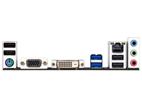Материнская плата GIGABYTE GA-F2A68HM-DS2 (mATX, Socket FM2/2+, A68H, 2xDDR3, SATA-III, D-Sub DVI-D, USB3.0, PS/2), вид 3