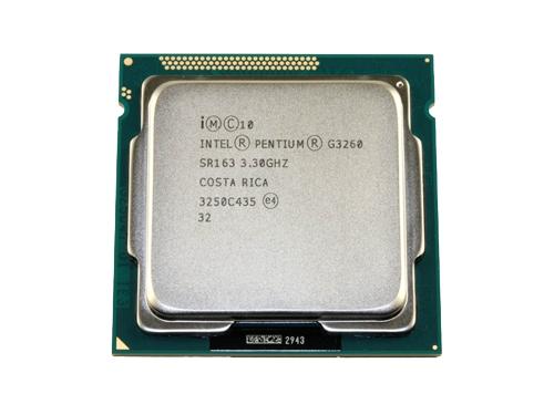 Процессор Intel Pentium G3260 Haswell (3300MHz, LGA1150, L3 3072Kb, Tray), вид 1