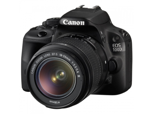 �������� ����������� Canon EOS 100D 18-55DC Black Kit, ��� 1