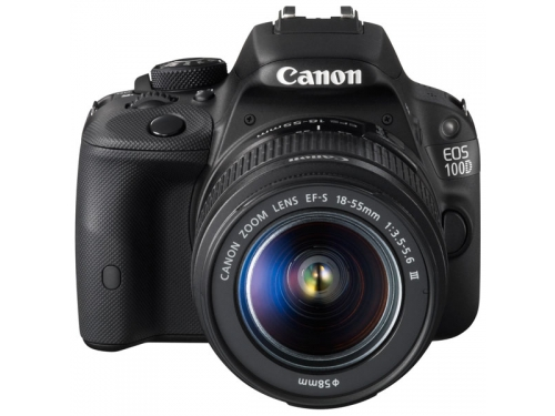 �������� ����������� Canon EOS 100D 18-55DC Black Kit, ��� 2