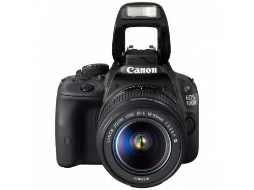 �������� ����������� Canon EOS 100D 18-55DC Black Kit, ��� 3