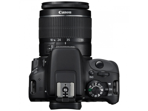 �������� ����������� Canon EOS 100D 18-55DC Black Kit, ��� 4