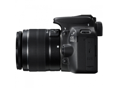 �������� ����������� Canon EOS 100D 18-55DC Black Kit, ��� 5