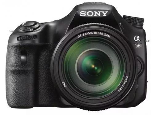 �������� ����������� Sony Alpha SLT-A58 Kit 18-135 ������, ��� 1