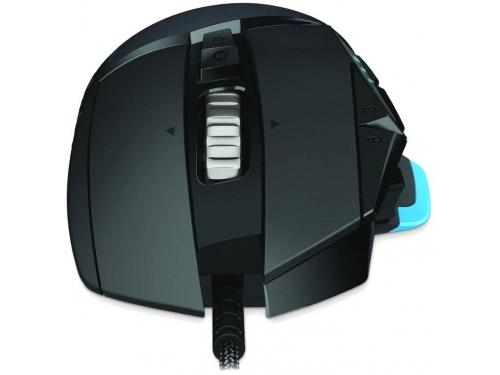 Мышь Logitech G502 Proteus Spectrum (USB, 11 кнопок, грузики), вид 5