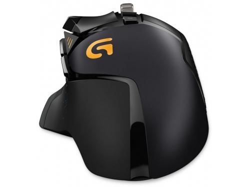 Мышь Logitech G502 Proteus Spectrum (USB, 11 кнопок, грузики), вид 6