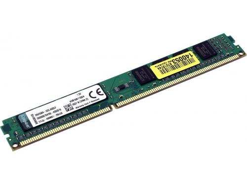 Модуль памяти Kingston KVR16N11S8/4, вид 1