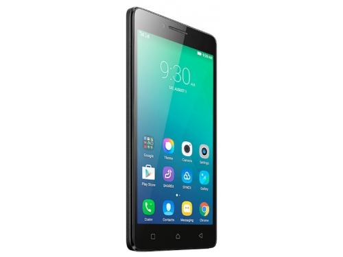 Смартфон Lenovo A6010 Plus LTE 16 GB чёрный, вид 3
