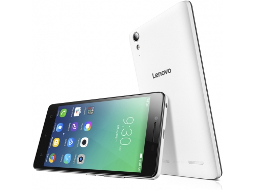 Смартфон Lenovo A6010 Plus LTE 16GB белый, вид 1