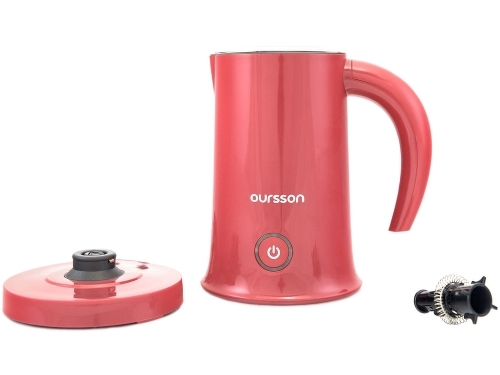 Капучинатор Oursson MF2005/RD Красный, вид 5