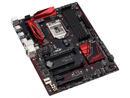 Материнская плата ASUS E3 PRO GAMING V5 Soc-1151 C232 DDR4 ATX SATA3  LAN-Gbt USB3.1, вид 1