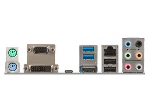 Материнская плата MSI Z170A SLI PLUS Soc-1151 Z170 DDR4 ATX SATA3  LAN-Gbt USB3.1 VGA/DVi/HDMI, вид 3
