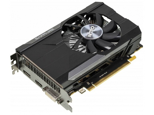 Видеокарта Radeon Sapphire Radeon R7 360 1060Mhz PCI-E 3.0 2048Mb 6500Mhz 128 bit DVI HDMI HDCP (11243-05-20G), вид 2