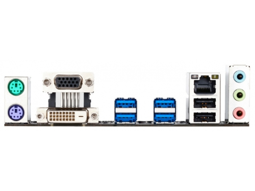 Материнская плата GIGABYTE GA-B150M-D2V Soc-1151 B150 DDR4 mATX SATA3  LAN-Gbt USB3.0 DVi/VGA, вид 2