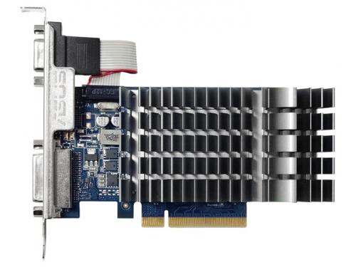Видеокарта GeForce ASUS GeForce GT 710 954Mhz PCI-E 2.0 2048Mb, вид 1