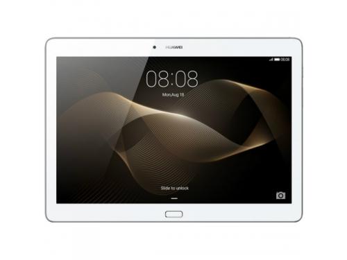 Планшет Huawei MediaPad M2 10.0 LTE 16Gb серебристый, вид 1