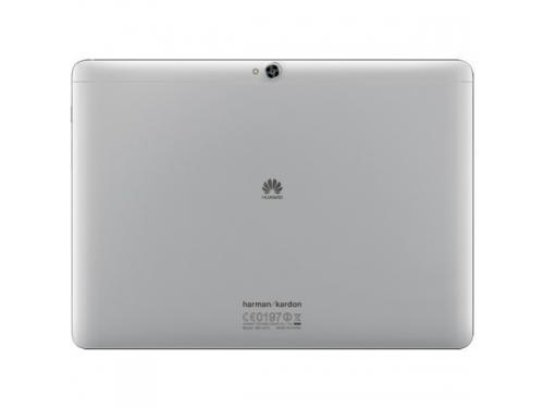 Планшет Huawei MediaPad M2 10.0 LTE 16Gb серебристый, вид 3