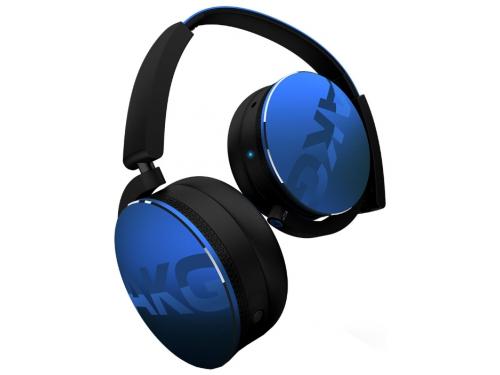 Гарнитура bluetooth AKG Y50BT Bluetooth синяя, вид 1