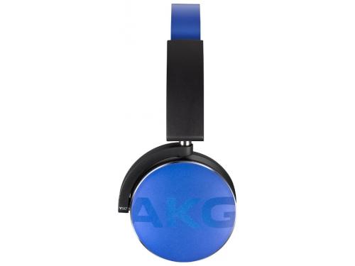Гарнитура bluetooth AKG Y50BT Bluetooth синяя, вид 2
