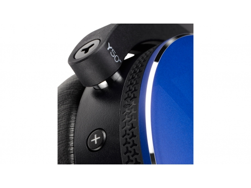 Гарнитура bluetooth AKG Y50BT Bluetooth синяя, вид 3