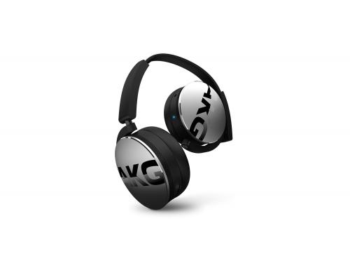 Гарнитура bluetooth AKG Y50BT Bluetooth серебристая, вид 1