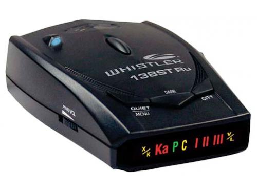 Радар-детектор Whistler WH-138ST Ru, вид 1