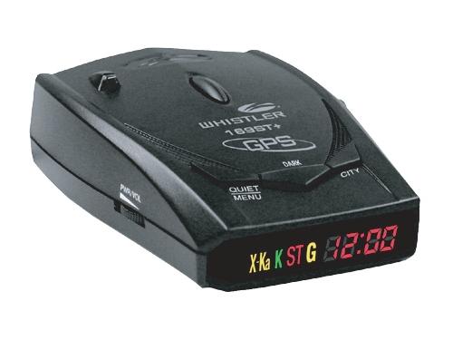 Радар-детектор Whistler WH-169ST+, вид 1