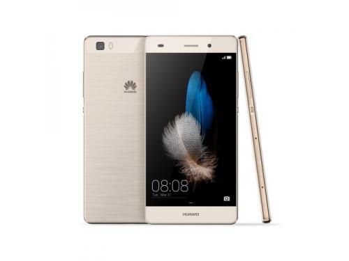 Смартфон Huawei Ascend P8 Lite ALE-L21 Lite, золотистый, вид 1