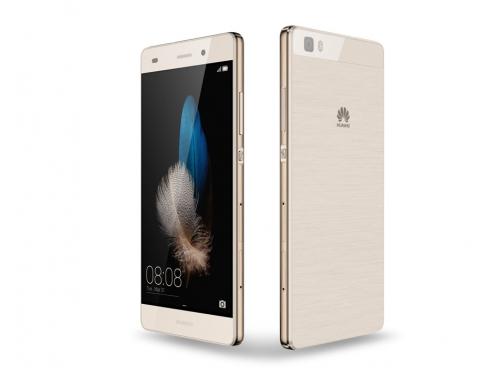 Смартфон Huawei Ascend P8 Lite ALE-L21 Lite, золотистый, вид 2