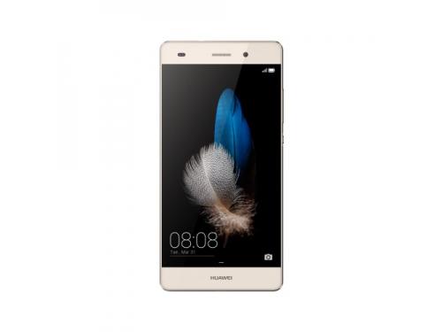 Смартфон Huawei Ascend P8 Lite ALE-L21 Lite, золотистый, вид 3