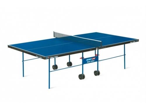 Стол теннисный Start Line Game Indoor, Cиний, вид 1