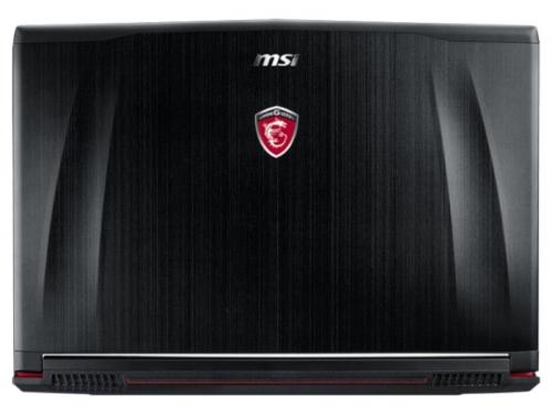 Ноутбук MSI GE72 6QE Apache Pro , вид 4