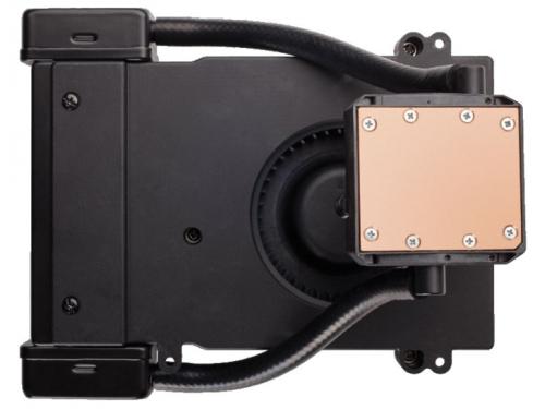 Кулер СВО Corsair Hydro Series H5 SF (CW-9060023-WW), вид 3