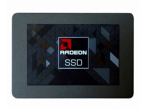 Жесткий диск AMD Radeon R3 Value 120GB, SSD, SATA-3 (R3SL120G), 7 мм, вид 1