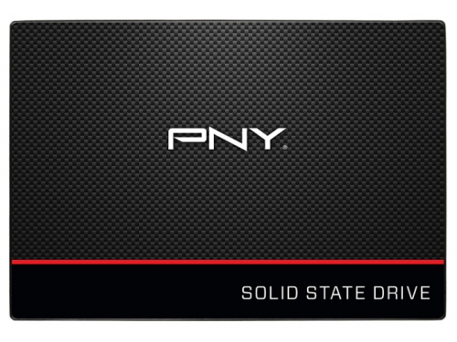 Жесткий диск PNY SSD7CS1311-240-RB, SSD 240Gb, SATA3, 7 мм, вид 1