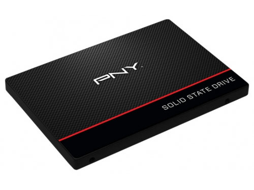 Жесткий диск PNY SSD7CS1311-240-RB, SSD 240Gb, SATA3, 7 мм, вид 3