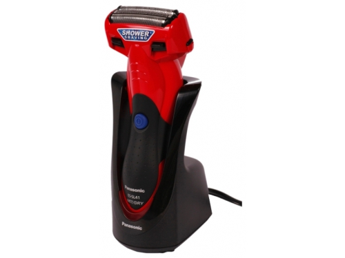 Электробритва Panasonic ES SL41-R520, красно-чёрная, вид 1
