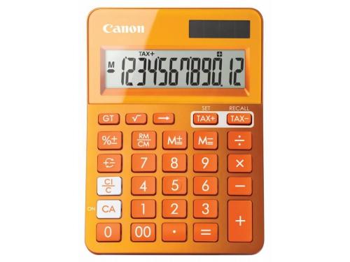 Калькулятор Canon LS-123K-MOR, 12-разрядный, вид 1