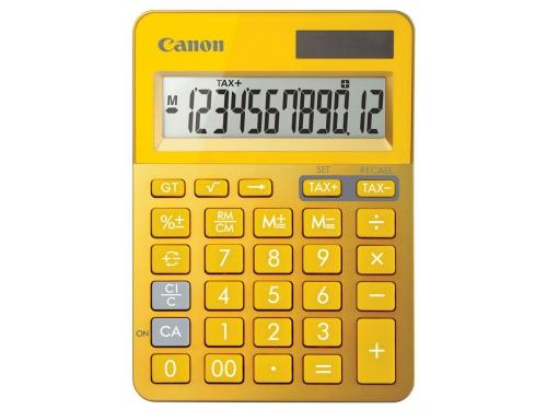 Калькулятор Canon LS-123K-MOR, 12-разрядный, вид 2