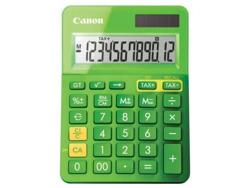Калькулятор Canon LS-123K-MGR, 12-разрядный, вид 2