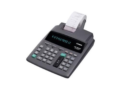 Калькулятор Casio FR-2650T 12-разрядный Серый, вид 1