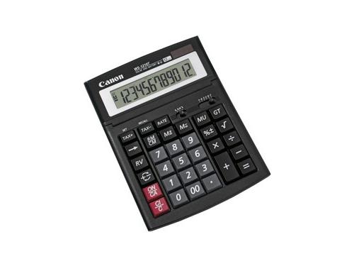 Калькулятор Canon WS-1610T 16-разрядный Чёрный, вид 1