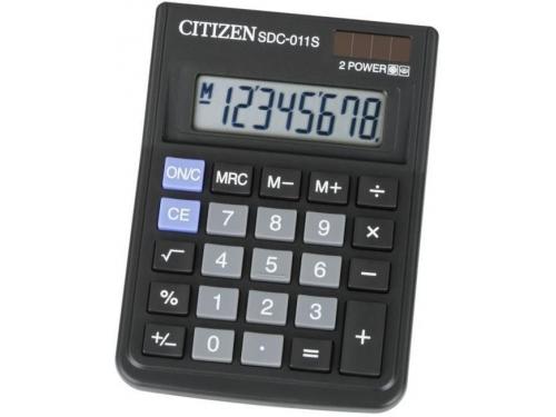 ����������� Citizen SDC-011S 8-���������, ���� ������, ��� 1