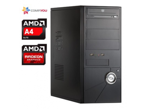 Системный блок CompYou Home PC H555 (CY.357304.H555), вид 1