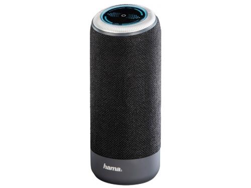 Портативная акустика Hama Soundcup-S, черно-серебристая, вид 1