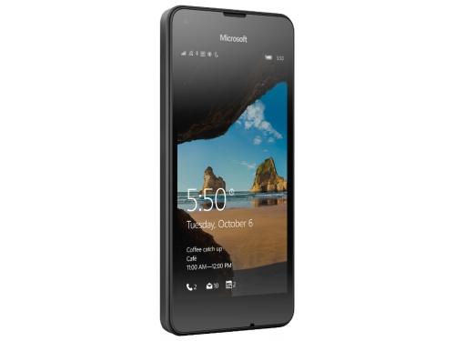 Смартфон Microsoft Lumia 550, черный, вид 1