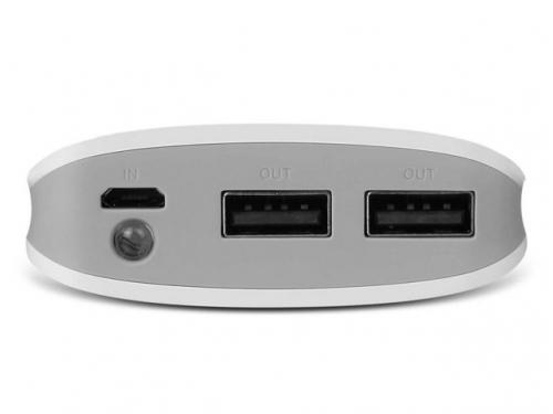 Аккумулятор универсальный Мобильный аккумулятор Canyon CNE-CPB78W, белый, вид 2
