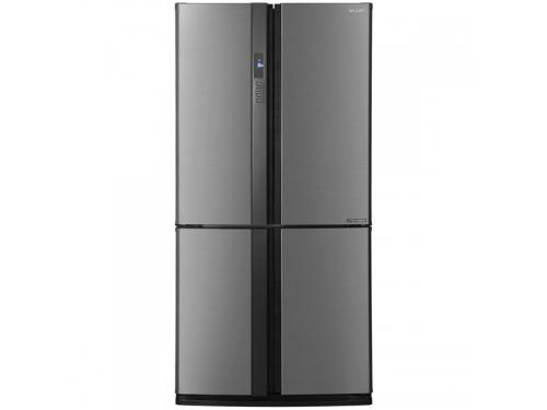 Холодильник Sharp SJ-EX98FSL, многодверный, вид 1