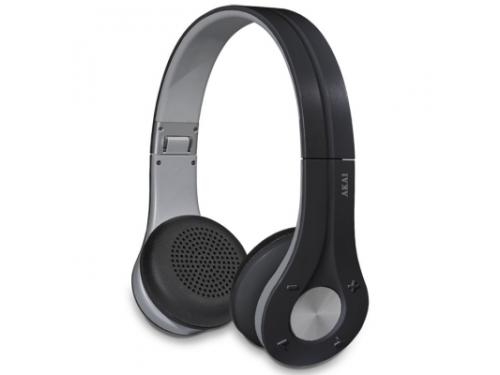 Наушники Akai HD-123B Bluetooth, вид 1