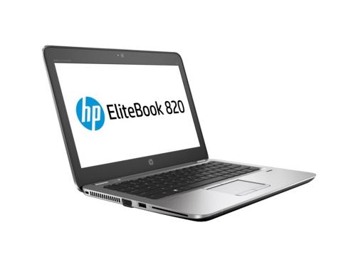Ноутбук HP EliteBook 820 G3 i7-6500U V1B11EA серебряный, вид 2